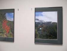 Triptych hangers